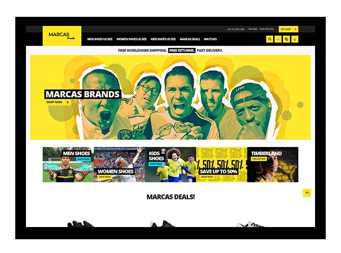 Marcas Brands