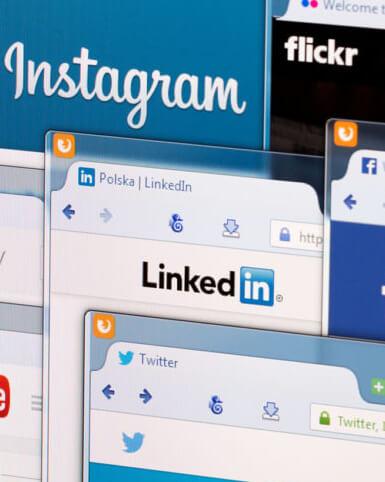 Social Media Marketing Leading