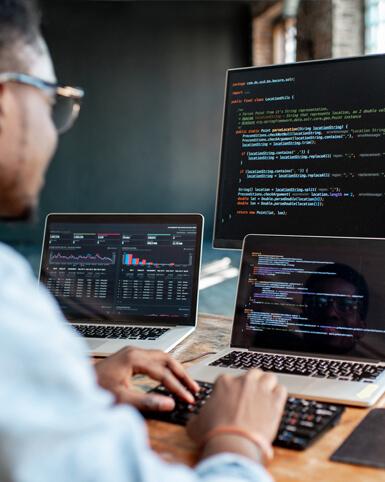 Web Development Services Leading