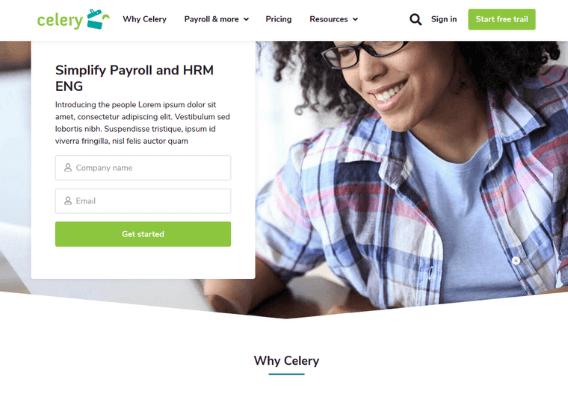 Celery Payroll