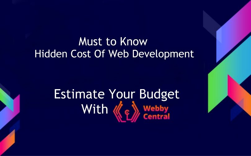 Must To Know Hidden Cost of Web Development