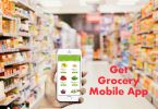 Grocery Mobile App