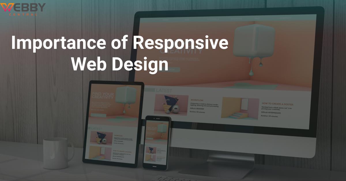 Responsive Web Design Importance for Business Success