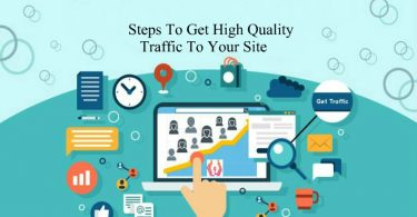 Steps To Get High-Quality Traffic To Your Website