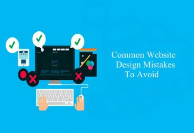 Common Website Design Mistakes To Avoid